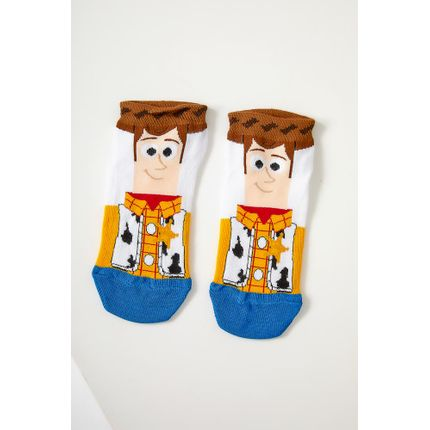 Meia-Casual-Infantil-Menino-Lupo-Toy-Story-Sortido