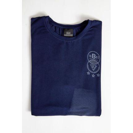 Camiseta-Casual-Masculina-Bgo-321246-Marinho