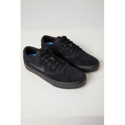 Tenis-Skate-Nike-Sb-Charge-Suede-Preto