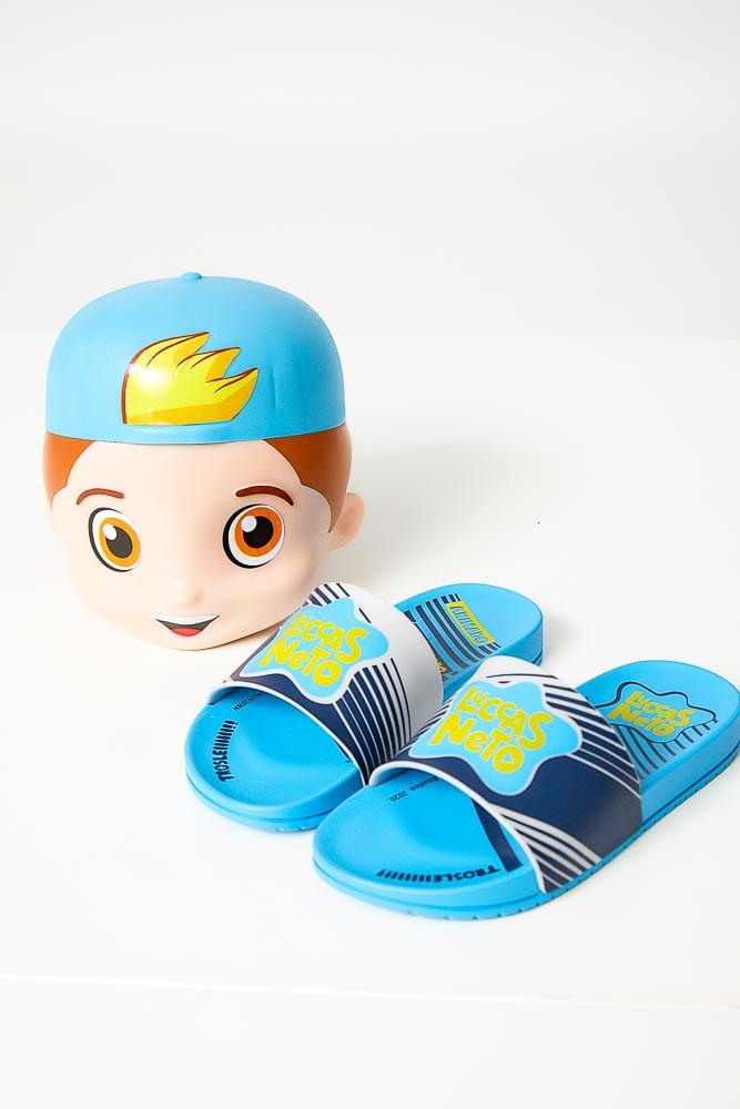 Chinelo-Slide-Infantil-Menino-Grendene-Luccas-Neto-Azul