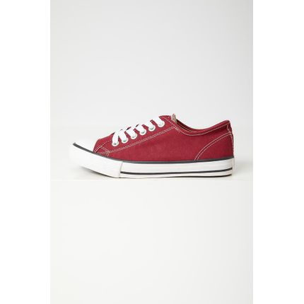 Tenis-Casual-Unissex-Street-Star-Basic-Color-Bordo