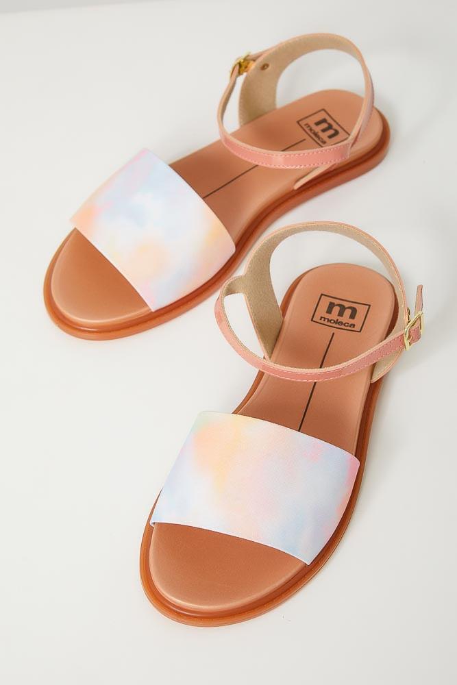 Sandalia-Rasteira-Feminina-Moleca-5450.100-Tie-Dye-Multicolorido