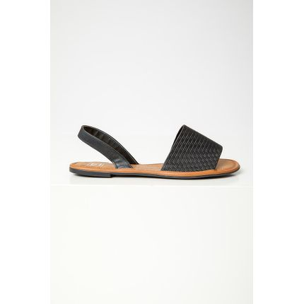 Sandalia-Rasteira-Feminina-Moleca-5445.100-Tresse-Preto