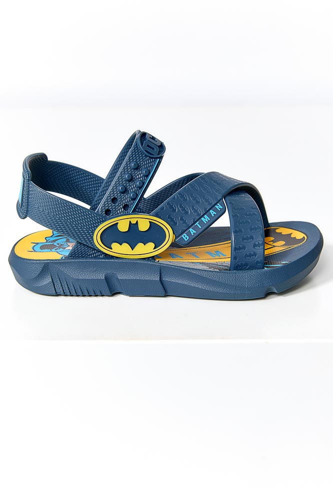 Sandalia-Casual-Infantil-Menino-Grendene-Batman-Azul