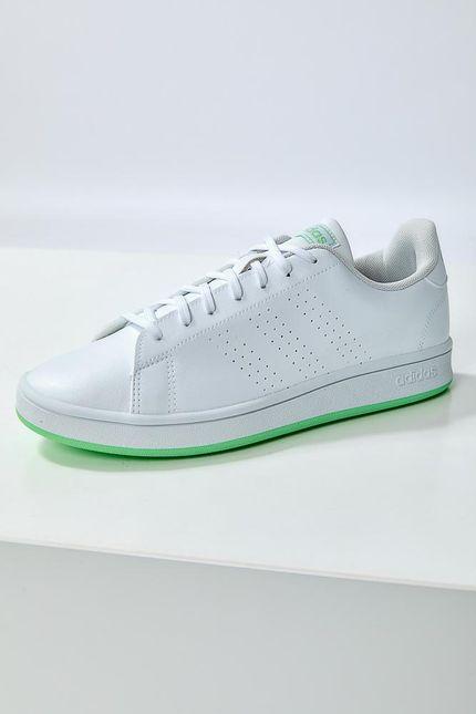 Tenis-Casual-Unissex-Adidas-Advantage-Base-Branco