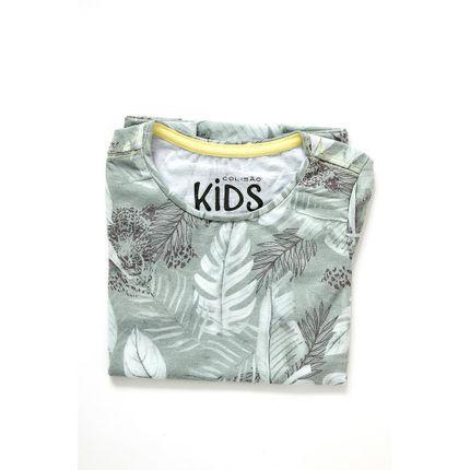 Camiseta-Manga-Curta-Infantil-Menino-Colisao-Floral-Branco