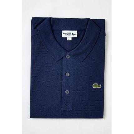 Camiseta-Casual-Masculina-Polo-Lacoste-L1230-Marinho