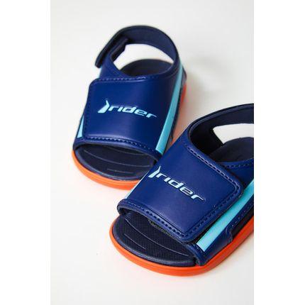 Sandalia-Infantil-Papete-Rider-Azul