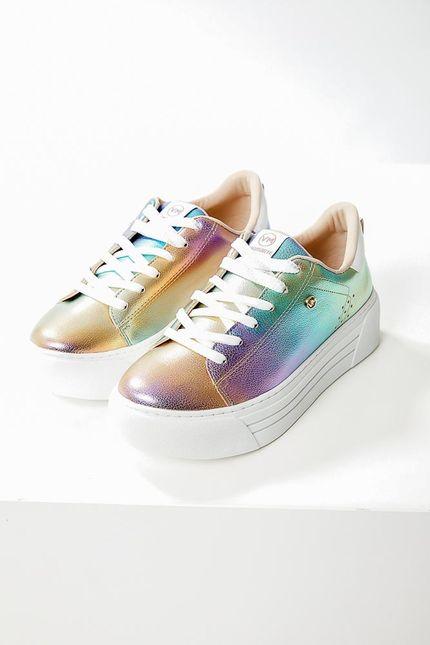 Tenis-Casual-Feminino-Via-Marte-20-12807-Metalizado-Multicolorido