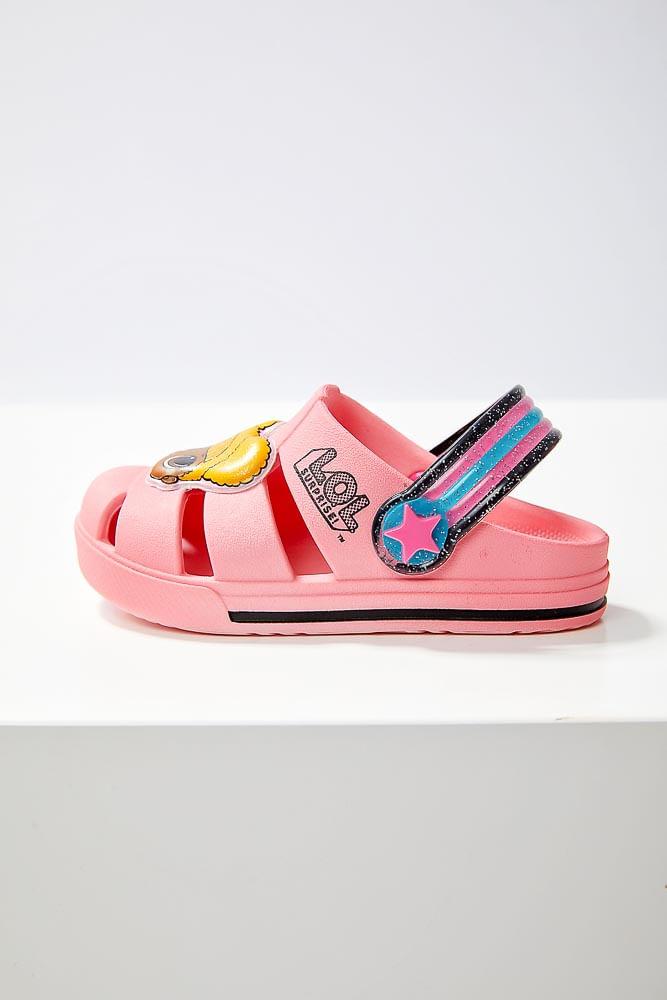Tamanco-Babuche-Juvenil-Menina-Grendene-22185-Lol-Rosa