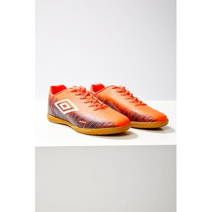 Chuteira-Futsal-Masculina-Umbro-Burn-Laranja