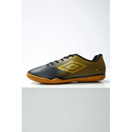 Tenis-Futsal-Masculino-Indoor-Umbro-F5-Light-Preto