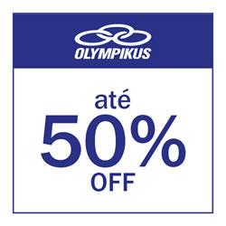 Olympikus até 50% OFF