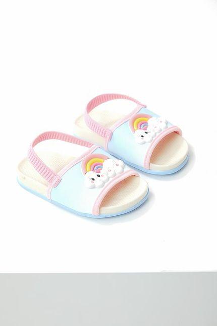 Chinelo-Slide-Infantil-Menina-Klin-207.012000-Branco