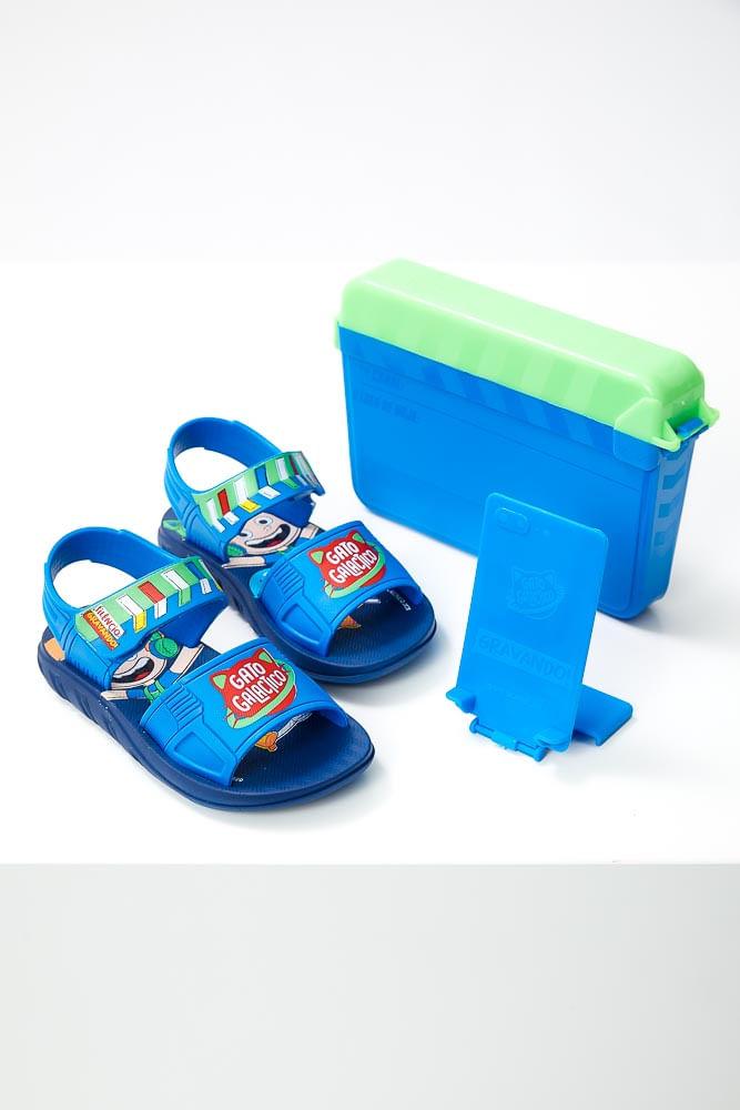 Sandalia-Rasteira-Juvenil-Menino-Grendene-Gato-Galactico-Azul