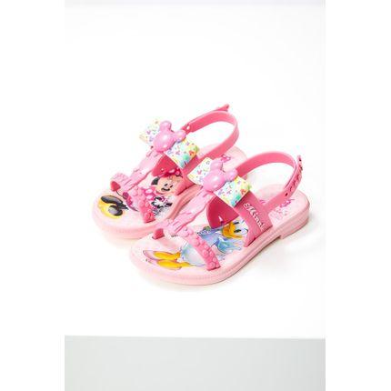 Sandalia-Rasteira-Juvenil-Menina-Grendene-Minnie-Rosa