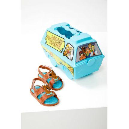 Sandalia-Papete-Infantil-Menino-Grendene-Scooby-Doo-Marrom