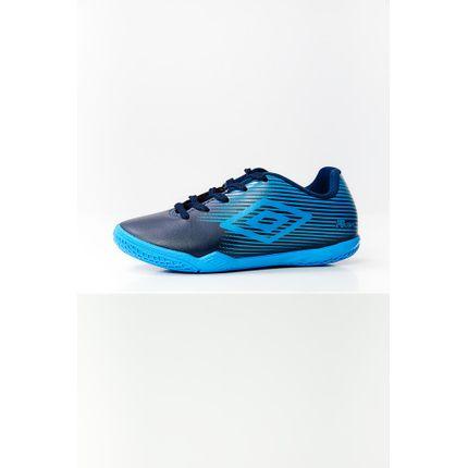 Tenis-Futsal-Infantil-Menino-Indoor-Umbro-F5-Light-Marinho
