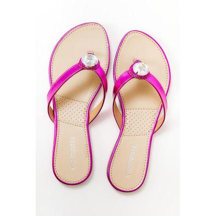 Chinelo-Rasteira-Feminino-Via-Marte-20-20705-Strass-Pink