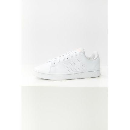 Tenis-Casual-Feminino-Adidas-Advantage-Base-Branco