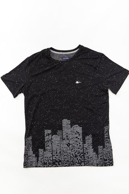 Camiseta-Manga-Curta-Sallo-Preto
