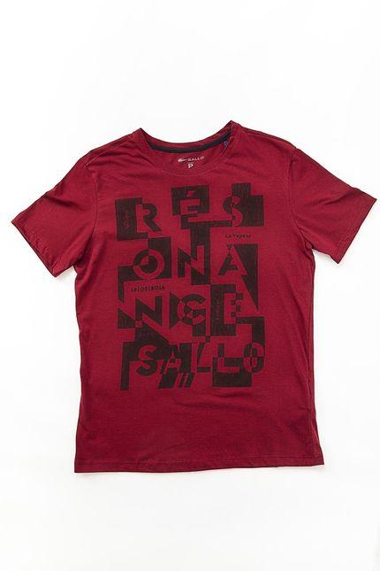 Camiseta-Manga-Curta-Sallo-Marsala