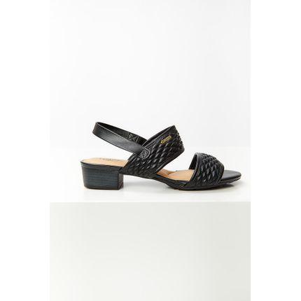Sandalia-Salto-Medio-Feminina-Modare-Preto