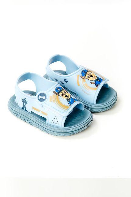 Sandalia-Rasteira-Infantil-Grendene-Azul
