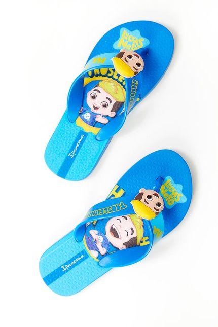 Chinelo-De-Dedo-Infantil-Ipanema-Luccas-Neto-Azul