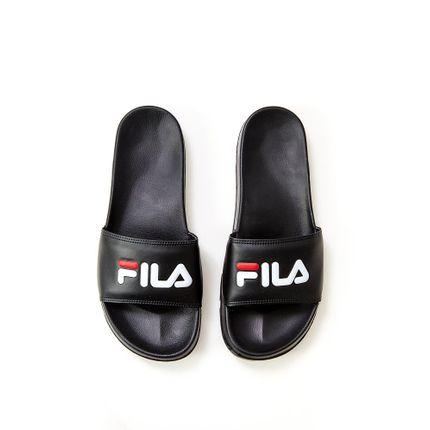 Chinelo-Slide-Masculino-Fila-Drifter-Basic-Preto
