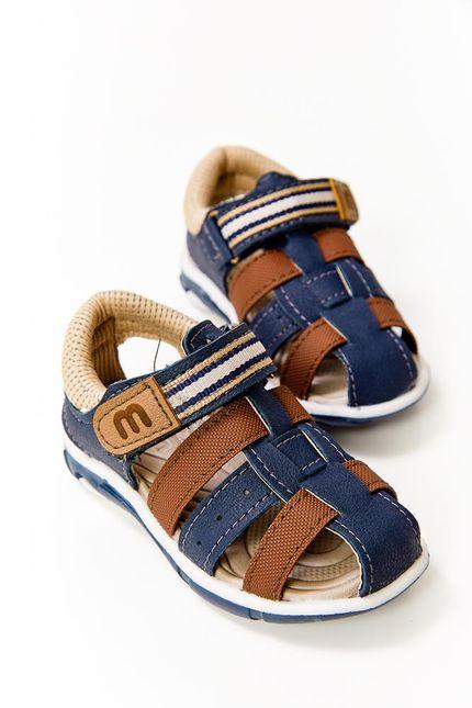 Sandalia-Papete-Infantil-Menino-Camin-Marinho