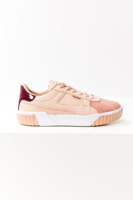 Tenis-Casual-Feminino-Nesk-Rosa