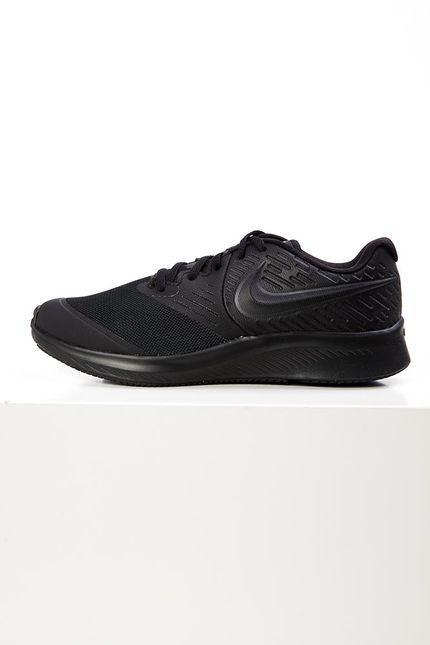 Tenis-Unissex-Infantil-Nike-Star-Runner-2-Preto