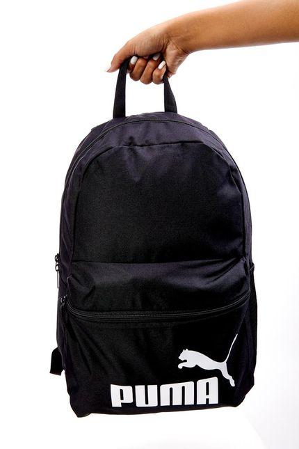 Mochila-Unissex-Puma-Phase-Backpack-Preto