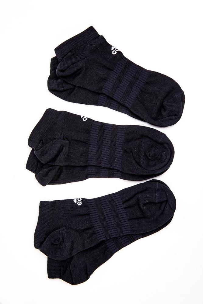 Kit-3-Pares-Meia-Esportiva-Adidas-Cano-Curto-Preto