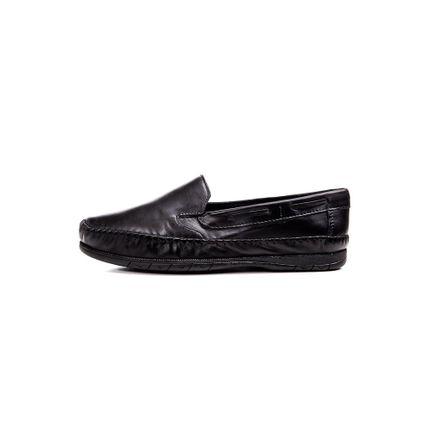 Sapato-Mocassim-Masculino-Couro-Granado-400-Preto