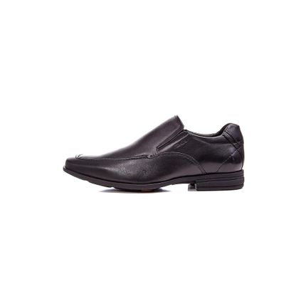 Sapato-Casual-Masculino-Ferracini-Couro-Sintetico-Preto