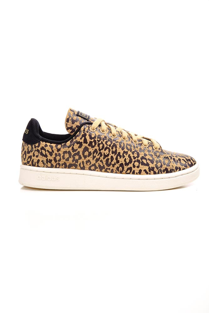 Tenis-Casual-Feminino-Adidas-Advantage-Leopard-2-Animal-Print