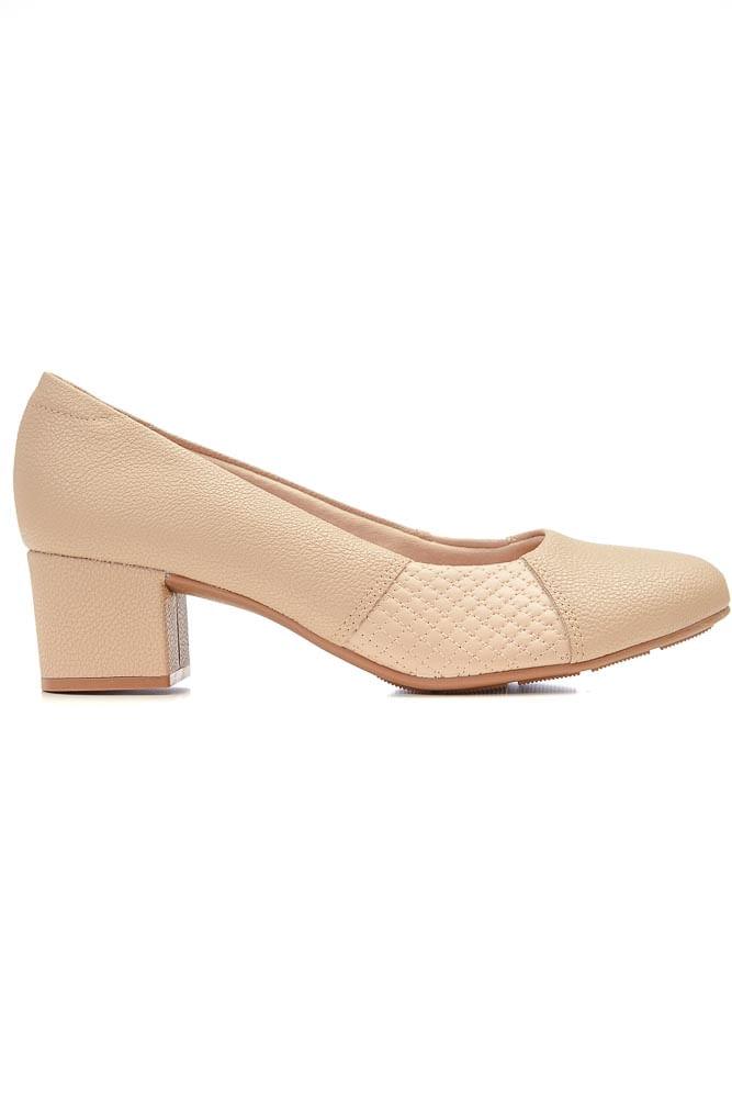 Sapato-Conforto-Modare-Bege