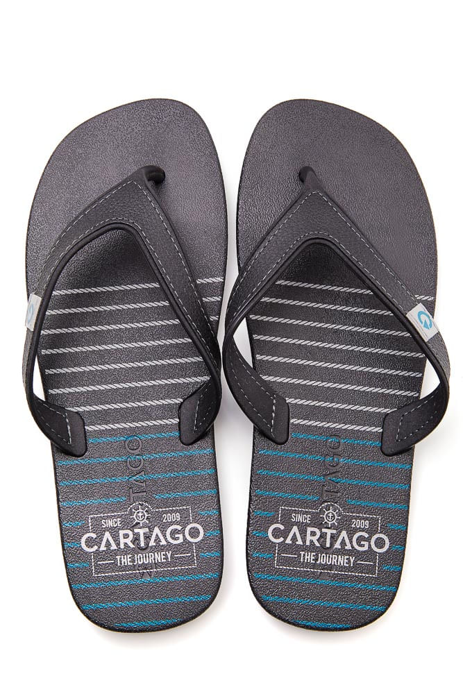 Chinelo-De-Dedo-Cartago-Authentic-Brand-Preto-