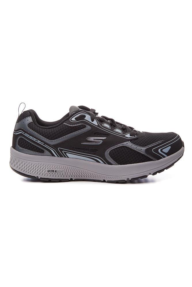 Tenis-Corrida-Skechers-Go-Run-Consistent-Preto