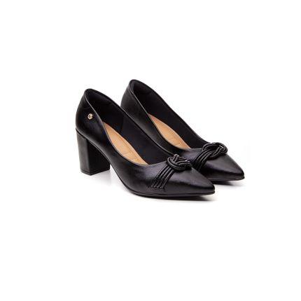 Sapato-Casual-Feminino-Gaila-Salto-Bloco-Pret