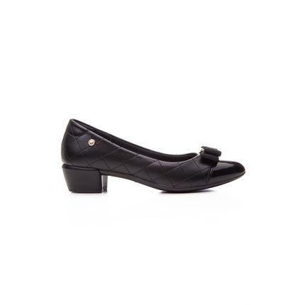Sapato-Casual-Feminino-Gaila-Laco-Preto