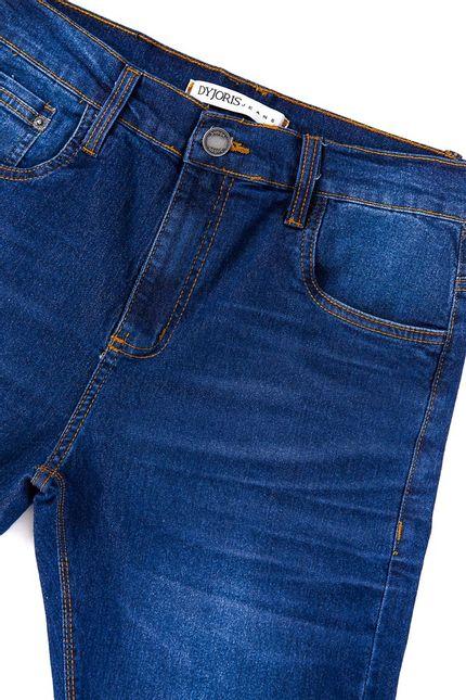 Calca-Jeans-Masculina-Dyjoris-Dj30043-Azul