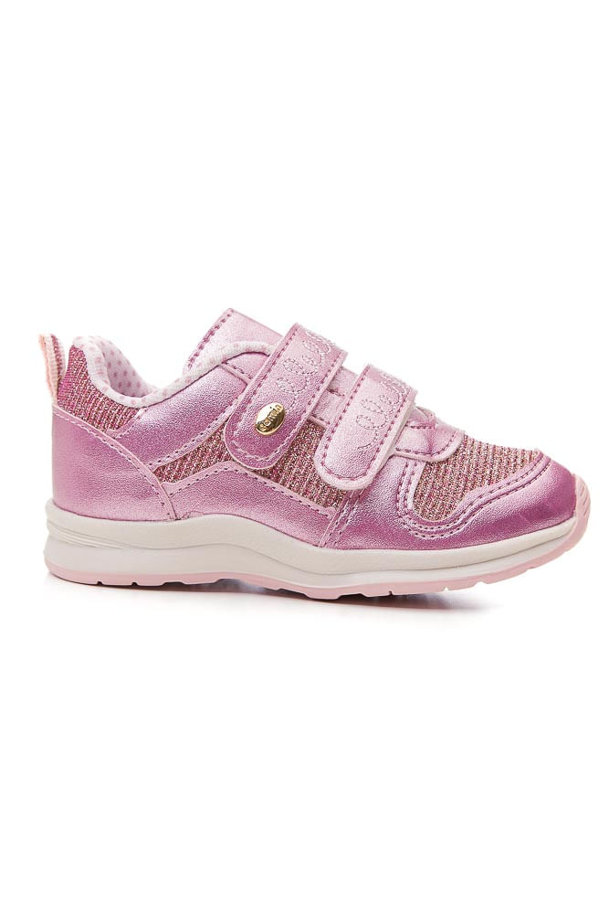 Tenis-Casual-Infantil-Camin-1108-808-Glitter-Rosa