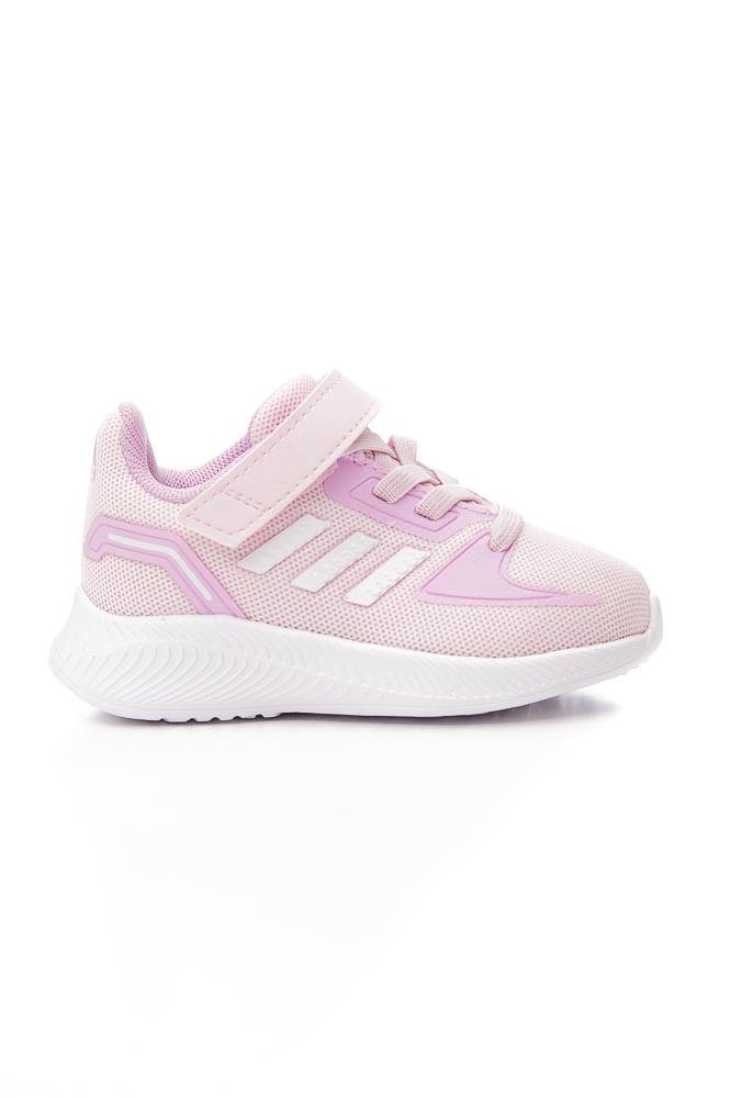 Tenis-Esportivo-Menina-Adidas-Run-Falcon-20-Rosa