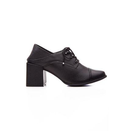 Sapato-Casual-Feminino-Verofatto-Couro-Preto