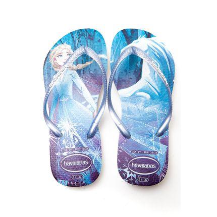 Chinelo-Dedo-Infantil-Menina-Havaianas-Slim-Frozen-Branco