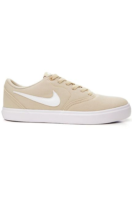 Tenis-Skate-Nike-Sb-Check-Solarsoft-Canvas-Marrom