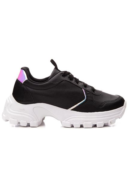 Tenis-Dad-Sneaker-Feminino-Energy-4035a-Preto